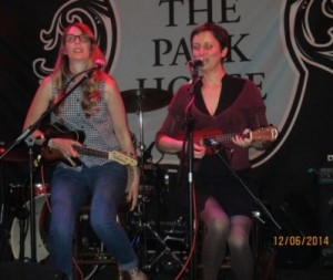 HMF 2014 - Indie night - THREE AMIGOS at The Pack Horse