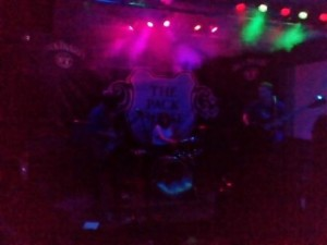 Autobodies at The Pack Horse 11.06.15