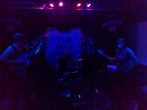 Beards at The Pack Horse 11.06.15